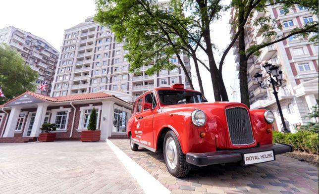 Квартира в ЖК Новая Англия с видом на Киев, 1К, м.Васильковская