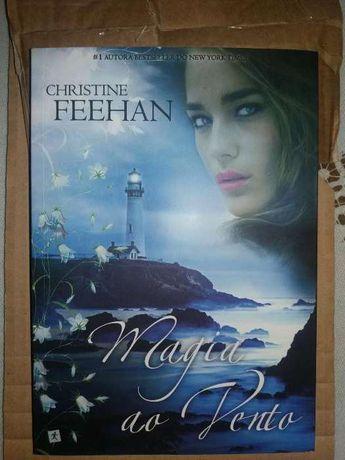 Magia ao vento -- Christine Feehan