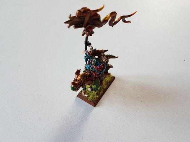 Saurus Oldblood on Coldone Lizardman Warhammer FB