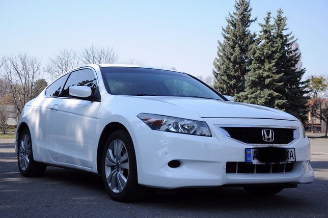 Honda Accord Coupe 2008 2.4 Украина