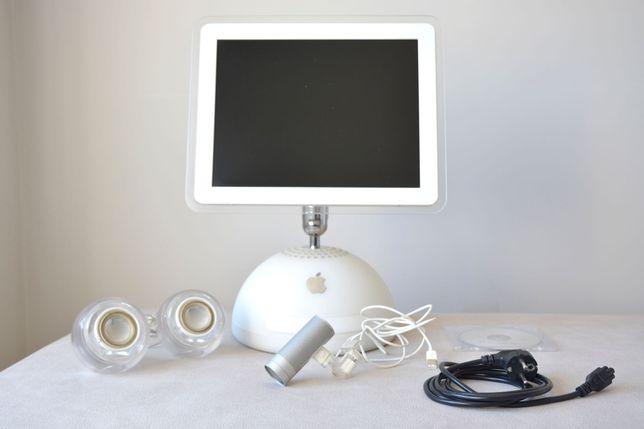 Apple iMac Power PC G4 de 800 + Airport, câmara ISight, Colunas