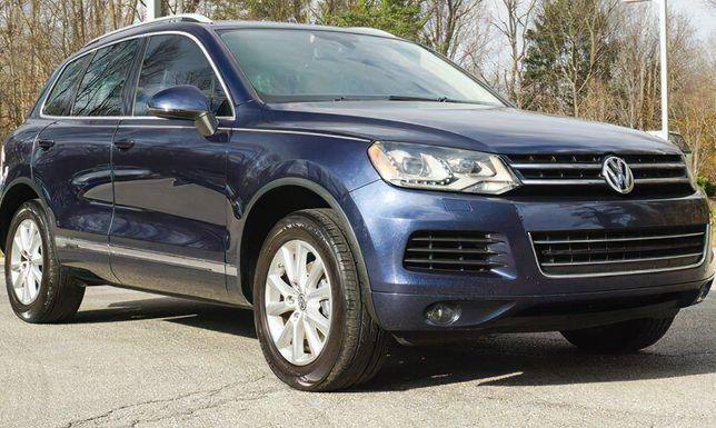 2014 Volkswagen Touareg Продається Авто
