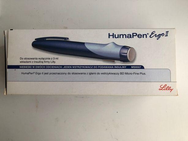 HumaPen Ergo II wstrzykiwacz do insuliny