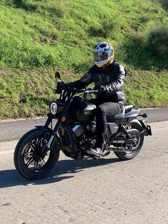 Bullit V-Bob 250 Moto Cruiser *NOVO PREÇO*