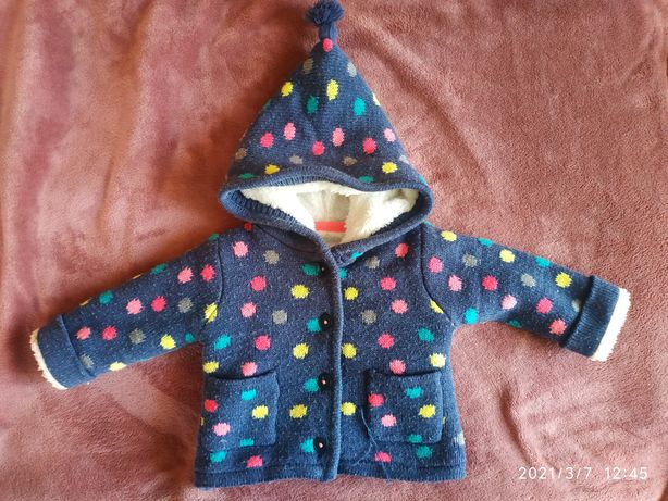 Продам детскую курточку
