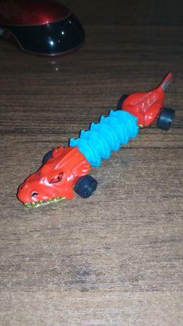 Машинка - дракоша
