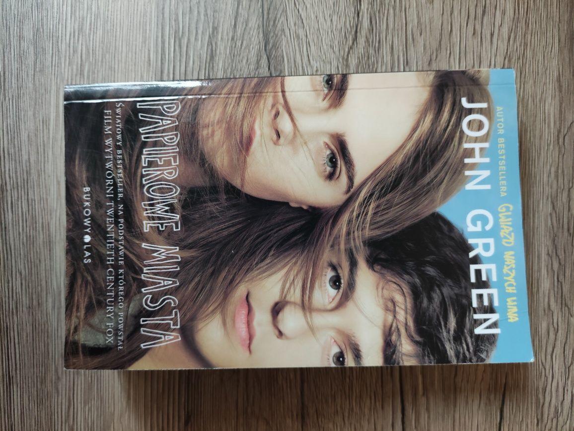 Papierowe miasta, książka John Green