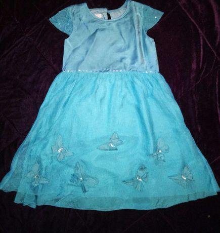 Платье Monsoon 3-4 года