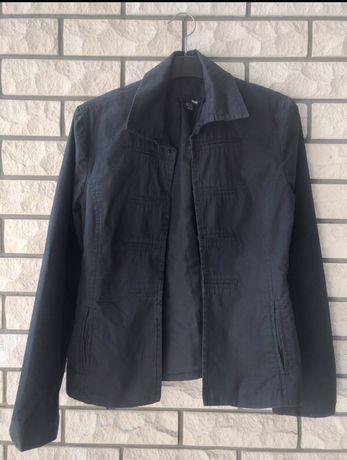 Koszulo- marynarka czarna rozm. 38 H&M