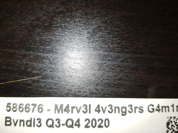 Kod do gry marvel's avengers pc