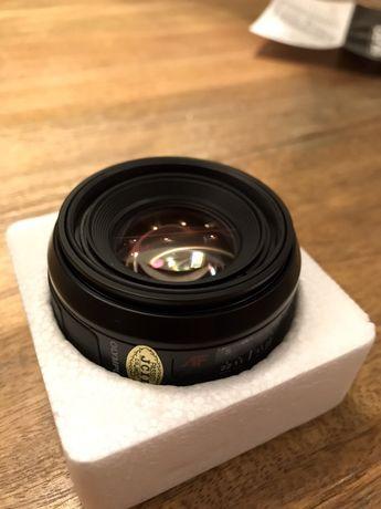 Obiektyw OLYMPUS LENS AF 50 mm, F1.8