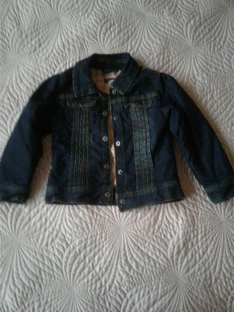Джинсовая курточка Chicco.
