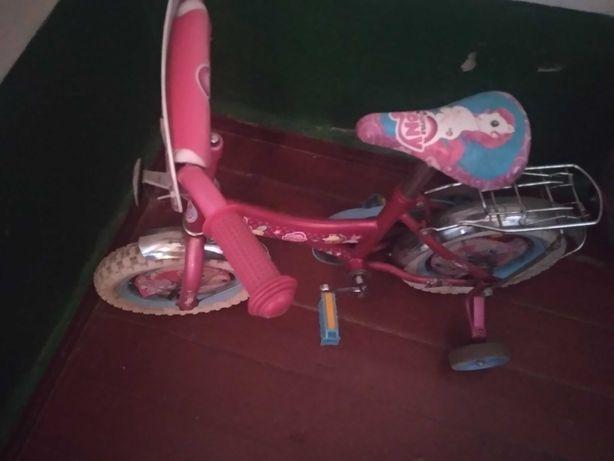 Велосипед для девочки 12д