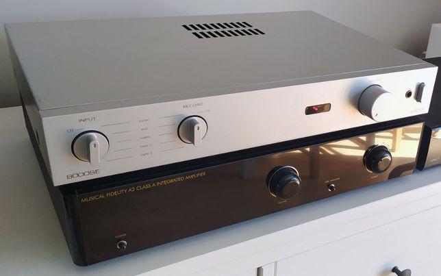 Audiolab 8000 SE wzmacniacz stereo - cena nowego 2200 pln