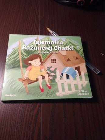 "Audiobook ""Tajemnica Bażanciej Chatki"""