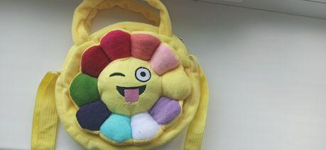 Детская сумка солнышко