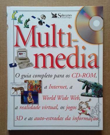 "Livro: ""Multimedia - O Guia Completo"" - Peter Kindersley (DK   SRD)"