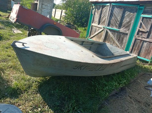 Лодка МКМ алюминиевая