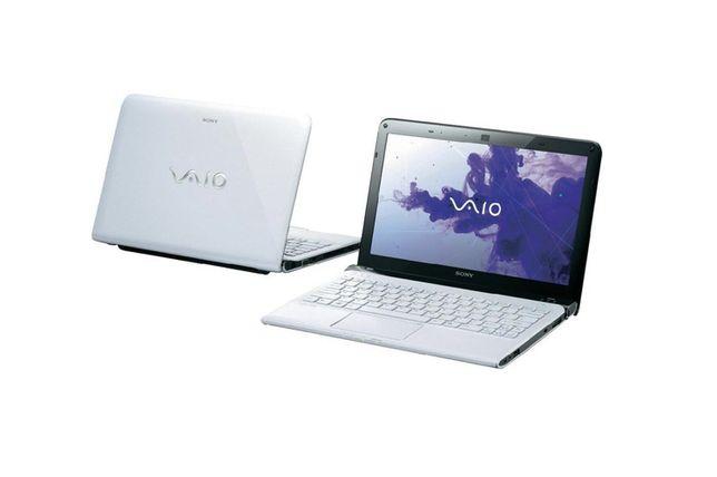 Computador portatil Sony Vaio