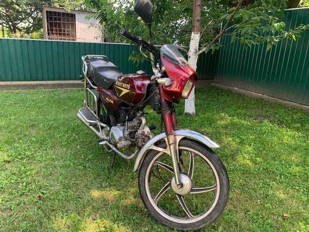 Patriot moto Alfa 110-4