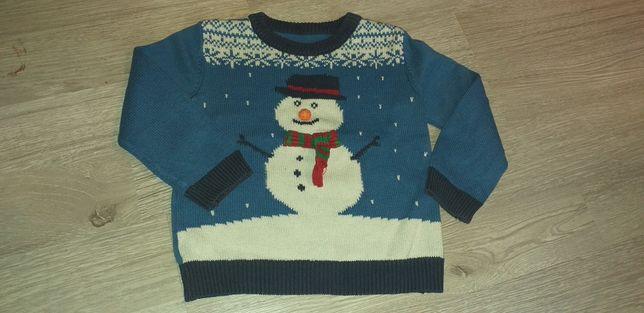 Bluzy, sweter 98