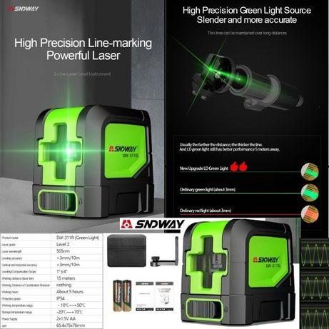 Ремонт своими руками с лазерный уровень SNDWAY SW-311G зеленый 2 линии