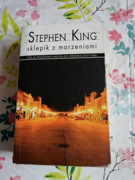 Książka: Sklepik z marzeniami - Stephen King