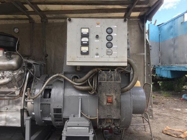 Исключительный диз генератор 200кВт, на базе двигателя ЯМЗ -238