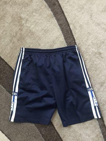 Adidas шорты с с лампасами