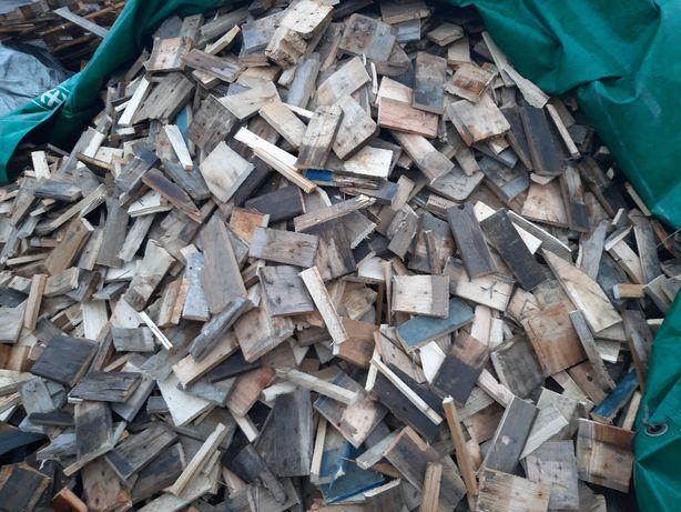 drewno rozpałkowe , pocięte deski
