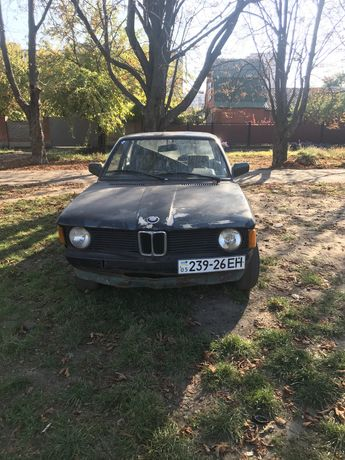 BMW E21 бмв (бумер)