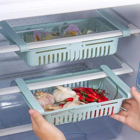Подвесная полка в холодильник органайзер Storage rack