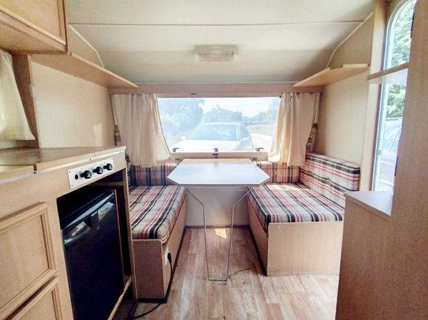 Caravana/Roulote Vimara Sport 340 4 pessoas com documentos