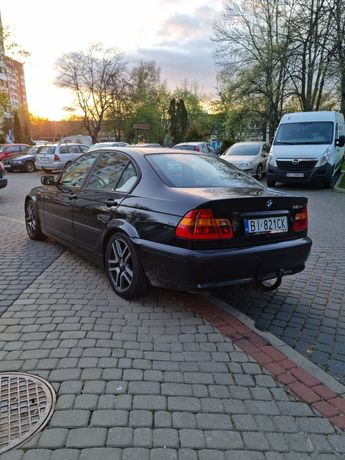 BMW 320D E46 150KM