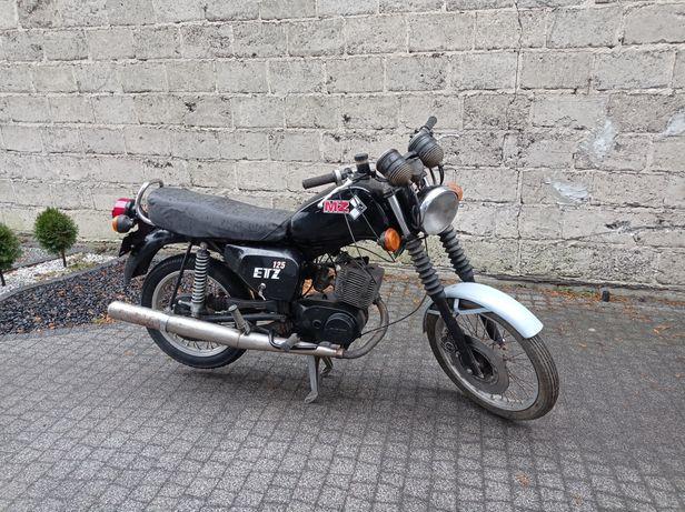 MZ ETZ 125 motocykl