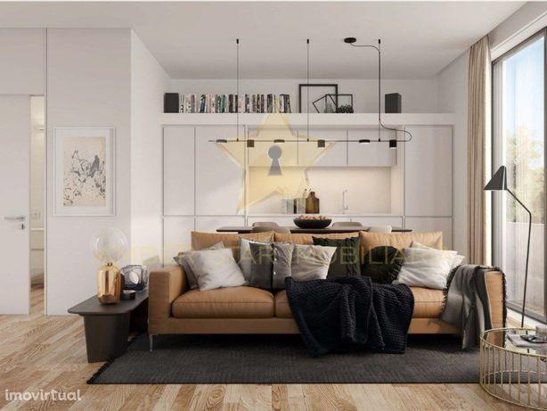 Apartamento T1+1 de 61 m2 a 250 m da Universidade Fernand...