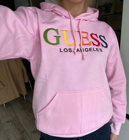Bluza - wyszywana- Guess Calvin Klen Karl Lagerfeld