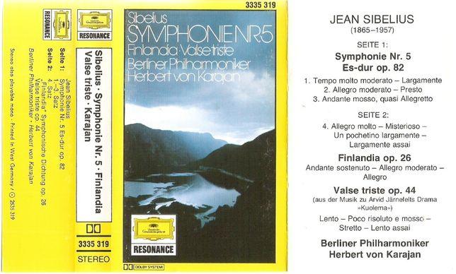 Sibelius Symphonie nr. 5