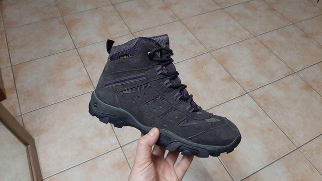 36-37р,стелька23,5см,Трекинговые кроссовки,ботинки Jack Wolfskin