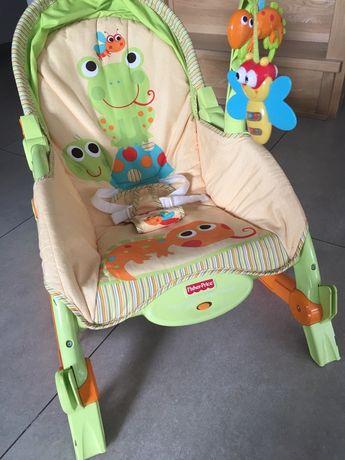 Bujaczek leżaczek krzesełko FISHER Price