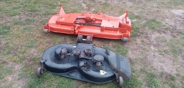 Kosisko traktorek john deere Kubota agregat tnący