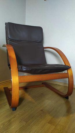 Fotel bujany nowoczesny