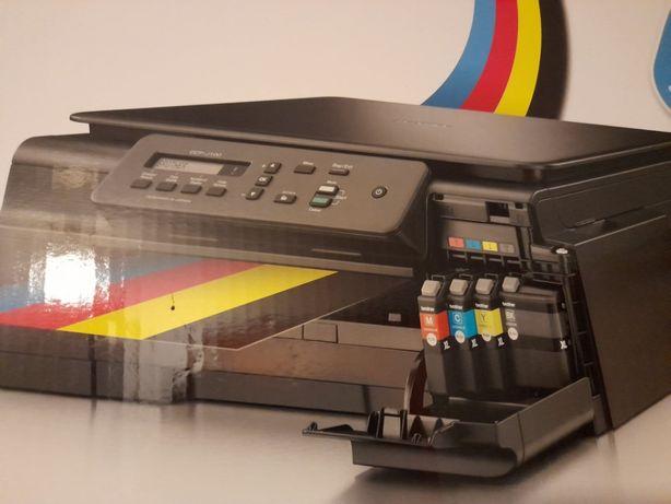 nowa drukarka Brother DCP J100 InkBenefit