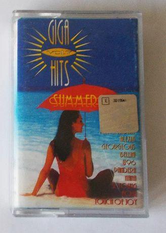 Giga Hits Kaseta Vol.7 Summer Hits 1997 Oryginalna