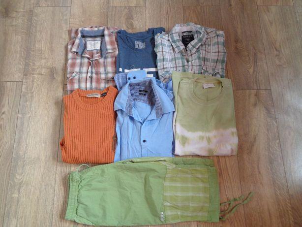 Mega paka ubrań rozm M/L, Atlantic, C&A, Guess B.P.C, OVs, On Parade