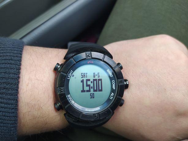 Часы HIGHGEAR alti-xt ss оригинал USA б.у.