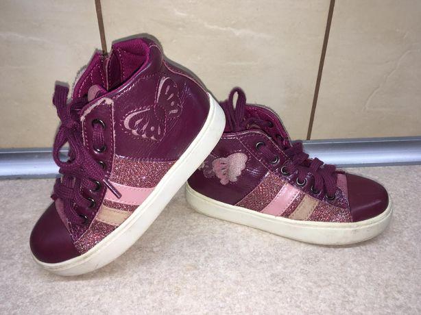 Демісезонні кеди/черевики Clarks 15 см.