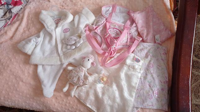 Одяг та аксесуари для ляльки,кукли беби Анабель