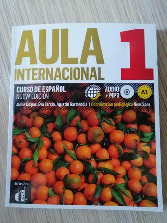 Podręcznik Aula International 1 curso de espanol