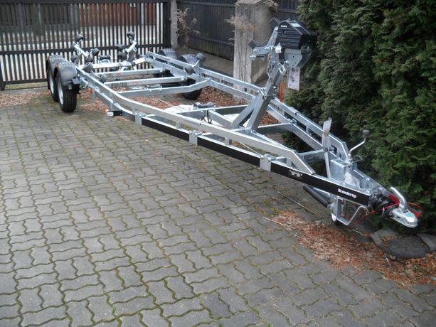 Przyczepa Brenderup 242500TB SRX/ 8224TB 2500kg